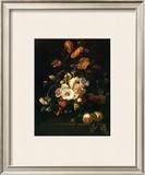 Vase de Fleurs, 1701 Print by Rachel Ruysch