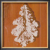 Autumn Leaves II Print by M. Della Casa