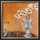 Copper Orchids II Prints by Jennifer Hollack