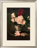 Vase de Pivoines, c.1864 Posters by Édouard Manet