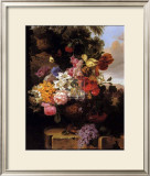 Stately Garden II Prints by John Wainwright