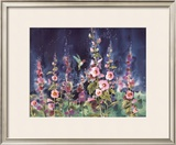 The Enchanted Hummingbird Prints by Jean-yves Guindon