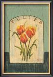 Tulips Poster by Thomas LaDuke