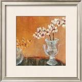 Copper Orchids II Prints by Jennifer Hollack