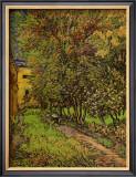 The Garden of Saint-Paul Hospital Prints by Vincent van Gogh