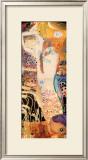 Water Serpents I, c.1907 Poster by Gustav Klimt
