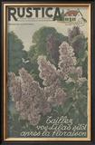 Plantez des Lilacs Poster