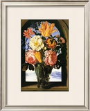 Bouquet de Fleurs, c.1620-1621 Prints by Ambrosius Bosschaert the Elder
