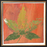 Autumn Leaves Prints by M. Della Casa