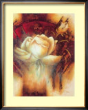 La Vie en Rose II Prints by Betty Jansma