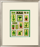 Buxus Prints by Alie Kruse-Kolk