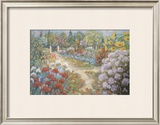 Symphony for a Spring Day Prints by Jean Lamoureux