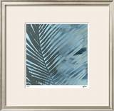 Sunset Palms III Limited Edition Framed Print by M.J. Lew