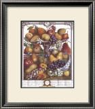 Twelve Months of Fruits, 1732, November Posters by Robert Furber