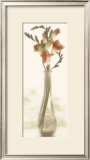 Charming Freesia Print by Donna Geissler