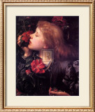 Choosing Poster by George Frederick Watts