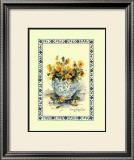 Pansies I Prints by Alie Kruse-Kolk