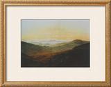 Riesengebirge, c.1830-1834 Poster by Caspar David Friedrich