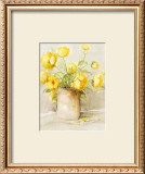 Aquarelleblumen IV Prints by W. Menara