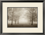 Layers of Trees II Print by Igor Svibilsky