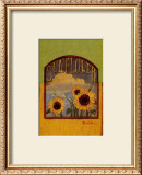 Three Sunflowers Posters by Thomas LaDuke