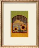 Three Sunflowers Posters by Thomas LaDuke