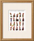 Garden Gnomes Art