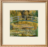 Water Lily Pond Art by Claude Monet