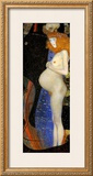 Hope I Framed Giclee Print by Gustav Klimt