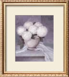 Tender Hydrangea I Print by Horst Jonas