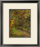 The Garden of Saint-Paul Hospital Prints by Vincent van Gogh
