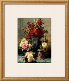 Summer Buffet I Prints by Jean Baptiste Claude Robie