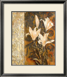 One Lily Bud Prints by Susan Chang