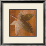 Autumn Leaves IV Prints by M. Della Casa
