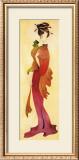 Geisha I Poster by  Freixas