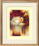La Vie en Rose II Print by Betty Jansma