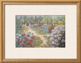 Symphony for a Spring Day Posters by Jean Lamoureux