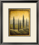 Morning Path I Prints by Laurie Tavino