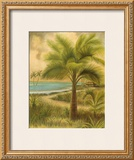 Island Palm II Art by Ron Jenkins