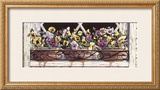 Window Pansies Prints by Mark Lee Goldberg