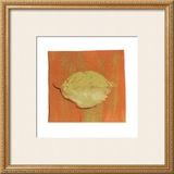 Autumn Leaves III Prints by M. Della Casa