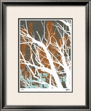 Days Go By IV Limited Edition Framed Print by M.J. Lew