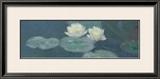 Nympheas Prints by Claude Monet