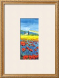 Poppies Forever I Art by Anton Knorpel