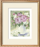 Peony II Prints by Patricia Roberts