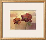 Poppy Dream Prints by Milena More