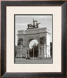 Grand Army Plaza Arch, Brooklyn Poster by Phil Maier