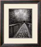 Stone Path Print by Jeff Zaruba