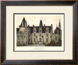 Petite French Chateaux VIII Posters by Victor Petit