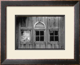 Barn Windows I Prints by Laura Denardo